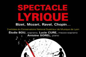 Spectacle lyrique