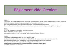 Calendrier Troc Et Puces 56.Morbihan Agenda Brocante Vide Grenier