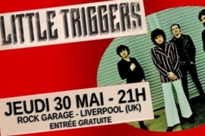Little Triggers au Crossroad Café !