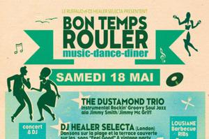 THE DUSTAMOND TRIO ET DJ HEALER SELECTA