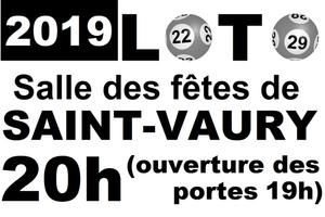 Grand Loto de Saint Vaury