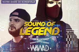 Concert Gratuit - Sound of Legend X WaWad