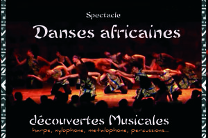 spectacle danses africaines & découvertes musicales
