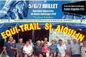 Equi-trail Saint Aigulin