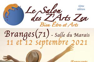 Salon des Z'Arts Zen de Branges (71)