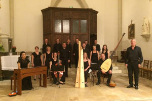 Concert Baroque - In Capellis (UK)