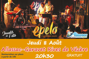 Concert : Epelo