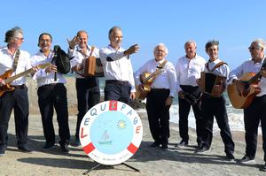 Le Groupe LEQUIPAGE  Chants Marins