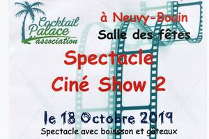 SPECTACLE CINE SHOW