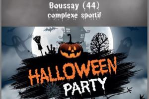 DISCO HALLOWEEN PARTY