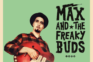 Max & The Freaky Buds