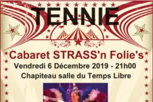 Spectacle Cabaret Strass'n Folie's