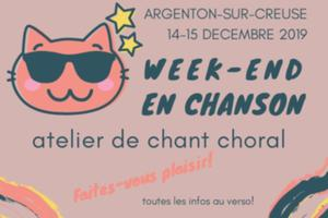 Week-end en chanson