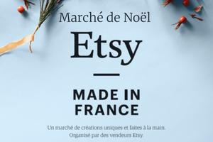 Marché Noël 2019 |Etsy Made in France | Montauban