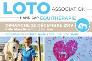 Super loto associatif Equitherapie du Baou