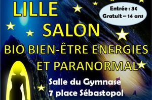 LILLE SALON BIO BIEN ETRE ENERGIES ET PARANORMAL