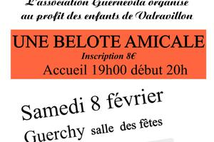 Belote amicale