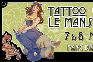 Tattoo convention le mans