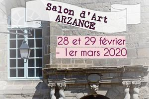Salon d'art Arzance