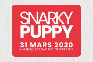 Snarky Puppy - Jazz des Cinq Continents
