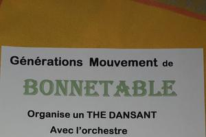 Generations Mouvememt pays de Bonnetable