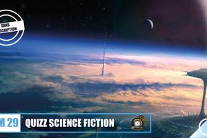 Quizz Science Fiction