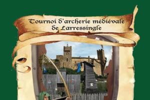 Tournoi d'archerie médiévale de Larressingle