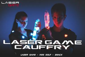 JEU CONCOURS LASER GAME CAUFFRY