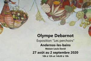 Exposition OLYMPE DEBARNOT