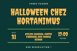 Halloween d'Hortanimus