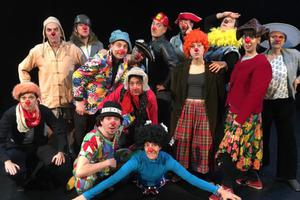 Stage  Clown de THEATRE & Clown de CIRQUE