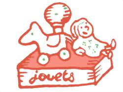Bourse aux jouets, articles de puériculture et déco de Noël