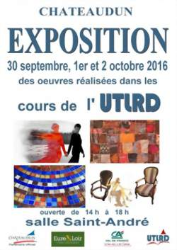 Exposition UTLRD - Châteaudun (En cours)