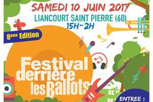 Festival Derrière les Ballots 8ème édition