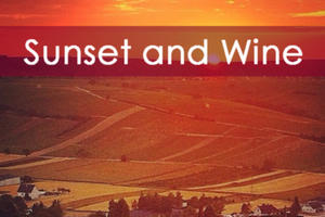 Sunset & Wine - Sancerre