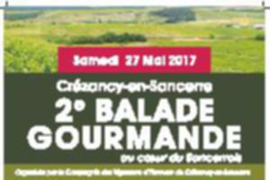 2ème Balade Gourmande à Crézancy-en-Sancerre