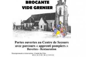 Brocante-Vide-greniers à Sens-Beaujeu
