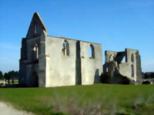 VISITE GUIDEE : L'ABBAYE DES CHATELIERS ET SES MYSTERES