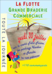 BRADERIE COMMERCIALE