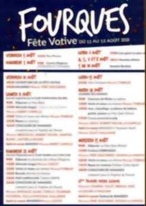Calendrier Fete Votive 2019 Gard.Gard Repas Degustation Fete Fete Votive Agenda