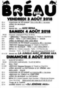 Calendrier Fete Votive 2019 Gard.Gard Petanque Musique Fete Votive A Breau Agenda Breau