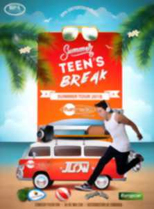 Summer Teen's Break - Summer Tour 2018 - Fun Radio