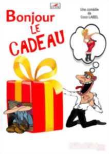 Spectacle Comique Bonjour Le Cadeau Agenda 1 1