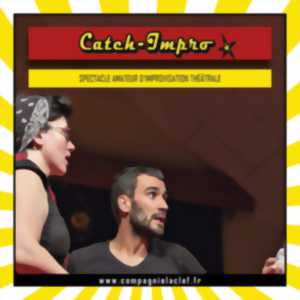Compagnie La Clef-catch-impro : spectacle d'improvisation amateur
