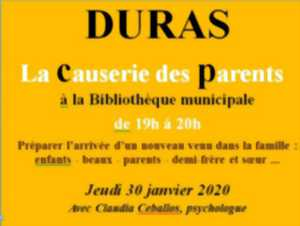 La Causerie des Parents
