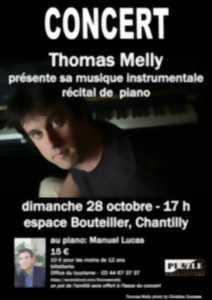 Concert de Thomas Melly