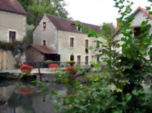 Visite guidée des moulins de Moulin l'Evêque