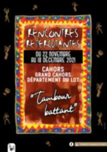 Rencontres Ré'Percutantes : Spectacle Animation,