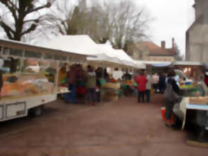Marché traditionnel
