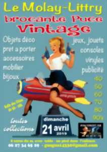 Brocante salon vintage toutes collections